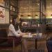 新木優子のファッション、ドラマ「SUITS/スーツ」第7話で着てたDURASのスカート
