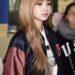 2018年11月20日仁川国際空港/ BLACKPINKのLisaが着ているミュウミュウのジャケット