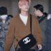 BTSのファッション、20181222 金浦国際空港 / BTSのキム・テヒョンが着てたグッチのTシャツ