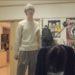 ドラマ「僕の初恋をキミに捧ぐ」第2話で宮沢氷魚が着てたオフホワイトのニット