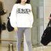 20190203 仁川国際空港 / BLACKPINK(ブラックピンク) の JENNIE(ジェニー)が着てたアディダスのタイツ
