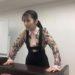 2019年4月3日放送 有吉反省会で島崎遥香が着ていたブラウス