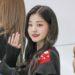 20190928 仁川国際空港 ICN / IZONE Wonyoung アイズワン ウォニョンが着ていたMIUMIUのカーディガン
