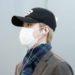 20191010 福岡空港 BTS SEHUN 空港ファッション セフンがかぶっていた帽子とグッチのマフラー