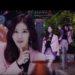 """TWICE """"YES or YES"""" MV ミュージックビデオでサナが着ているMOSCHINOのジャケットとスカート"""